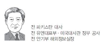 송종환 경남대 석좌교수