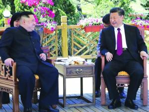 싱가포르 회담, 미소 짓는 중국....China Wins Big in the Singapore Summit While Kim Fools Trump On War Games and Nukes